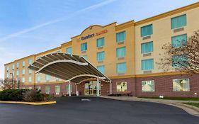 Comfort Inn And Suites Manassas Va