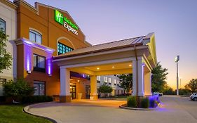 Holiday Inn Express West Bloomington Il