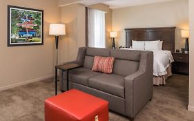 Hampton Inn Suites Arrowood Charlotte Nc
