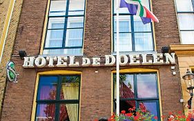 Boutique Hotel De Doelen photos Exterior