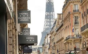 Elysees Union Hotel Paris