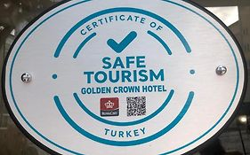 Golden Crown Hotel Istanbul