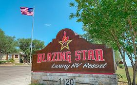 Blazing Star Luxury rv Resort San Antonio