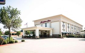 Hampton Inn in Marshall Texas