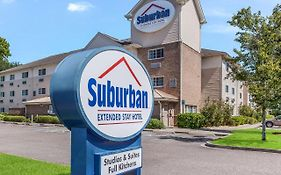 Suburban Extended Stay Airport North Charleston Sc