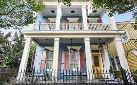 Marigny Manor House Bed And Breakfast New Orleans La