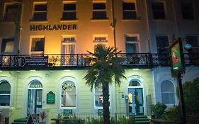 The Highlander Hotel Scarborough
