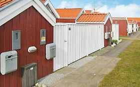 One-Bedroom Holiday Home In Nibe 2 photos Room