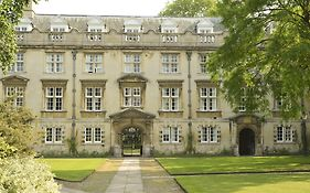 Christs College Cambridge Hotel