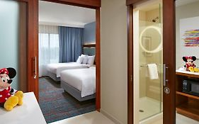 Springhill Suites Anaheim Convention