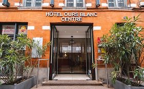 Ours Blanc Centre Toulouse