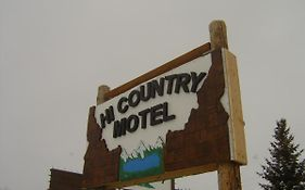 High Country Motel Bellevue Id