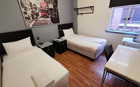 City Centre Budget Hotel Melbourne