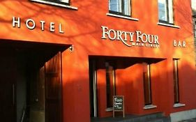 Forty Four Main Street Hotel Swords