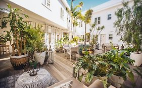 The Beverly Terrace Hotel