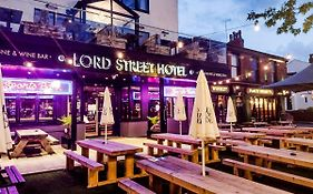 Lord Street Hotel Southport