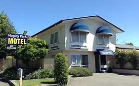 Hagley Park Motel Christchurch