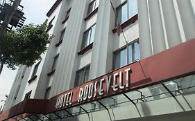 Hotel Roosevelt Mexico City