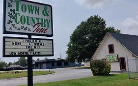 Town And Country Inn Rogers Ar