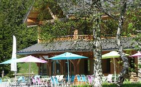 Chalet Hotel Vaccapark Mieussy
