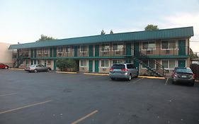 Executive Motel Eugene Oregon