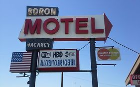 Boron Motel photos Exterior
