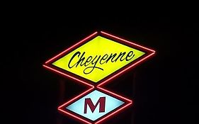 Motel in Cheyenne Wyoming