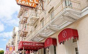 The Grant Hotel San Francisco