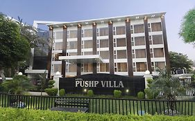 Hotel Pushp Villa Agra Taj East Gate photos Exterior