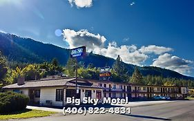 Big Sky Motel Superior Mt
