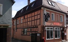 Pension Altstadt Garni Bad Windsheim