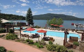 Lodge Whitefish Lake