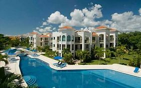 Paseo Del Sol - 3 Bedroom Condo, Ground Floor Playa Del Carmen