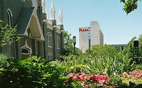 Plaza Hotel Salt Lake City Utah