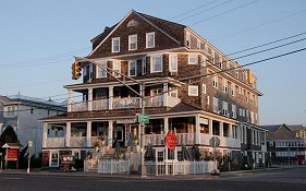 Hotel Macomber Cape May New Jersey