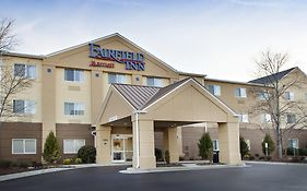 Fairfield Inn Huntsville Alabama