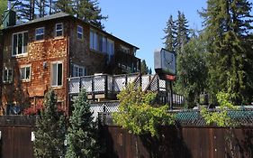 The Woods Resort Guerneville Ca
