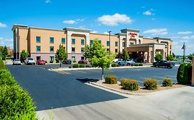 Hampton Inn Bismarck North Dakota