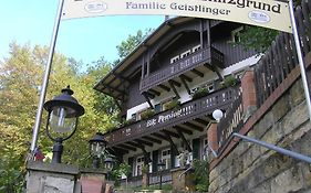 Bilz Pension Radebeul