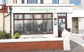 Shananagens Guest House Blackpool