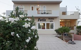 Fotis Studios And Apartments Gouves