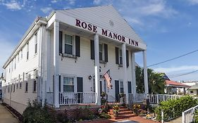 Rose Manor Inn New Orleans