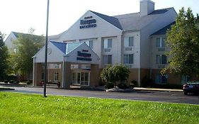 Fairfield Inn And Suites Dayton Troy