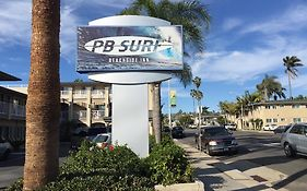 Pb Surf Beachside Inn San Diego