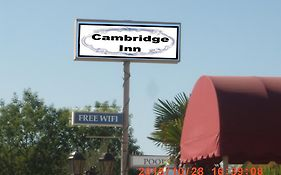 Cambridge Inn Motor Lodge Coalinga Ca