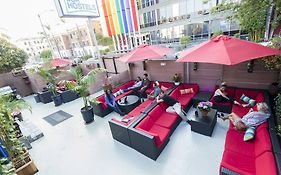 Usa Hostels Hollywood photos Exterior