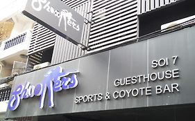 Shooters Guesthouse Pattaya