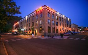 The Hotel Denver Glenwood Springs 3*