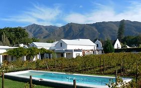 Vineyard Country House Montagu