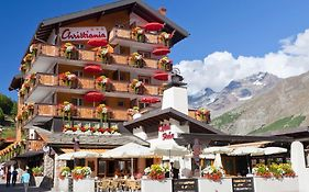 Hotel Christiania Saas Fee